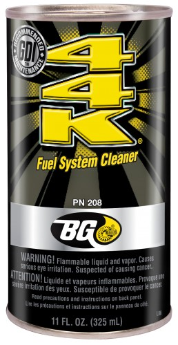 Bg 44k Will Provide Quick Cleanup Of Ed Fuel Injectors And Corrosive Deposits On The Sending Unit It Is Compatible With All System Materials
